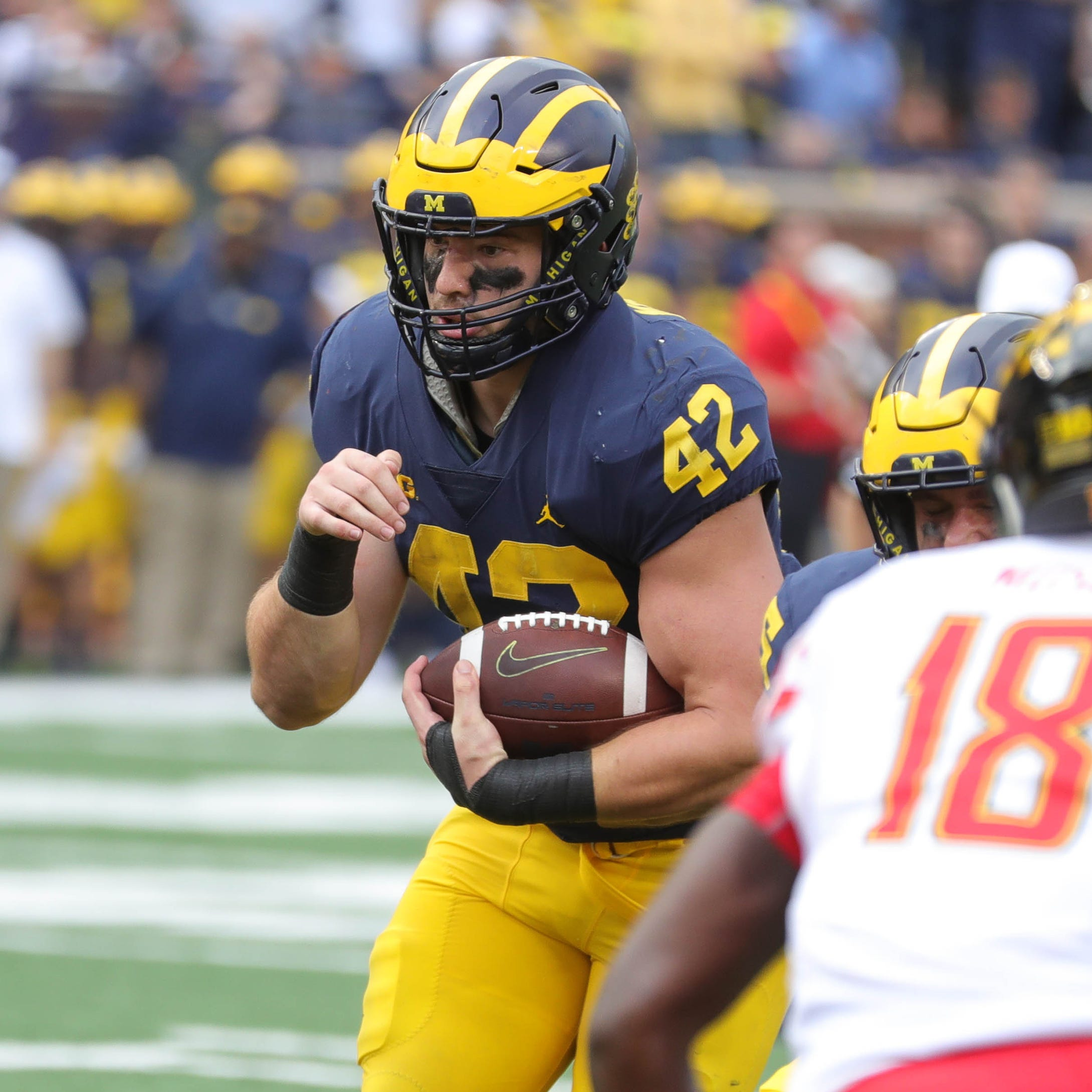 Michigan football: Teammates confident in Ben Mason, wherever he plays