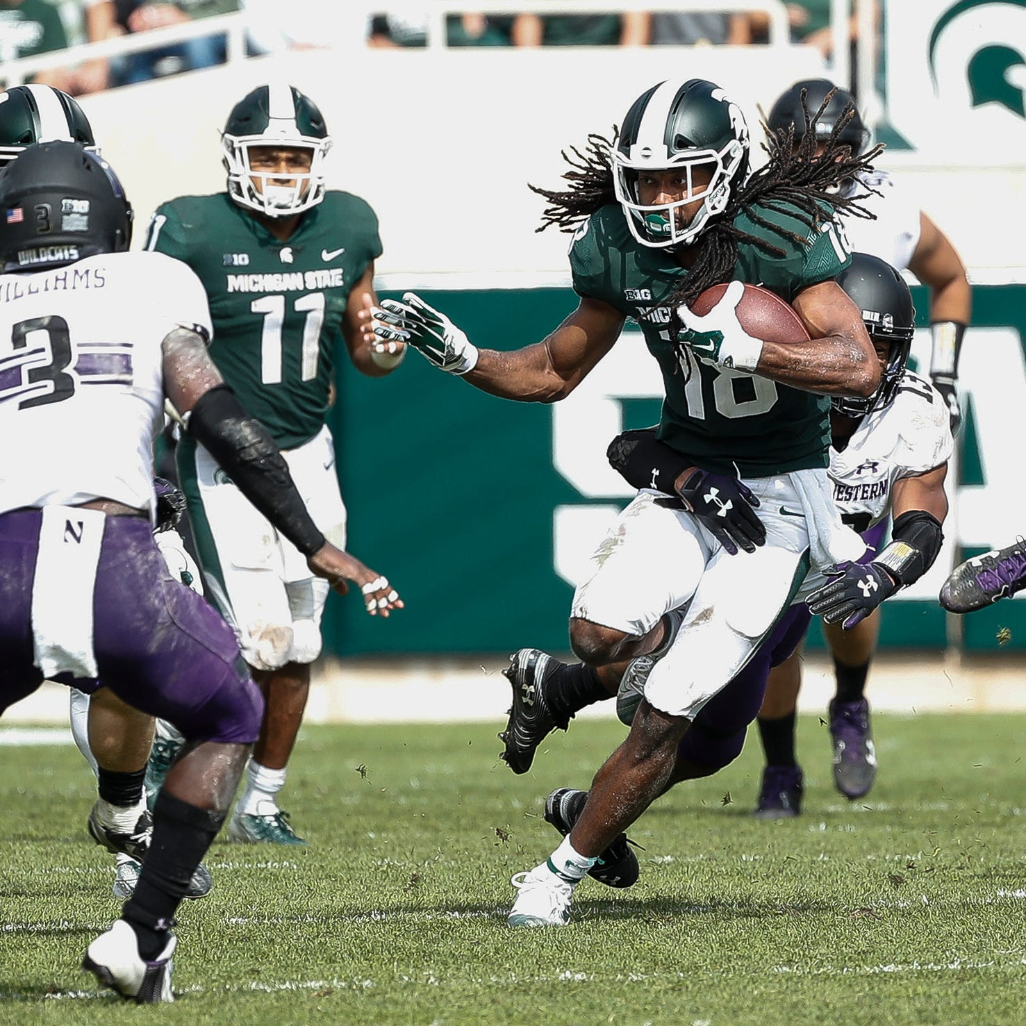 MSU's Felton Davis III to Kansas City Chiefs as UDFA, other signings