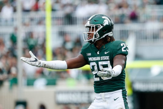 Darrell Stewart Jr., Sad Michigan State
