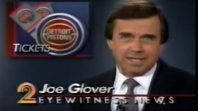 The award-winning reporter and lead anchor worked at TV 2 in the 1980s.