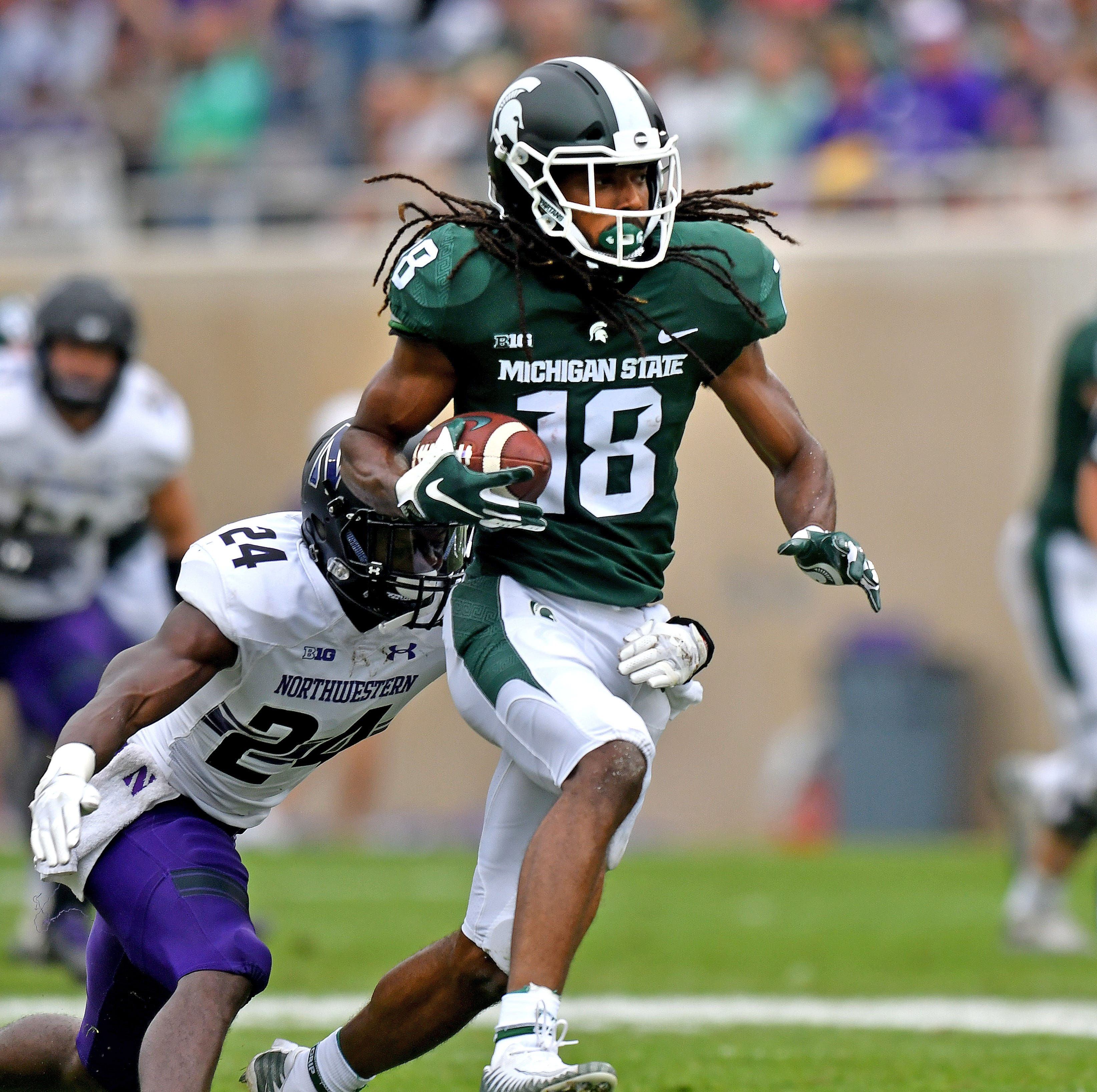 MSU's Davis passed over in NFL Draft, signs with Chiefs