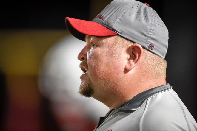 Bosse coach Eric Schnur hopes to spark the Bulldogs to an upset win over his old high school, Boonville, on Friday night in the opening round of Class 4A Sectional 24.