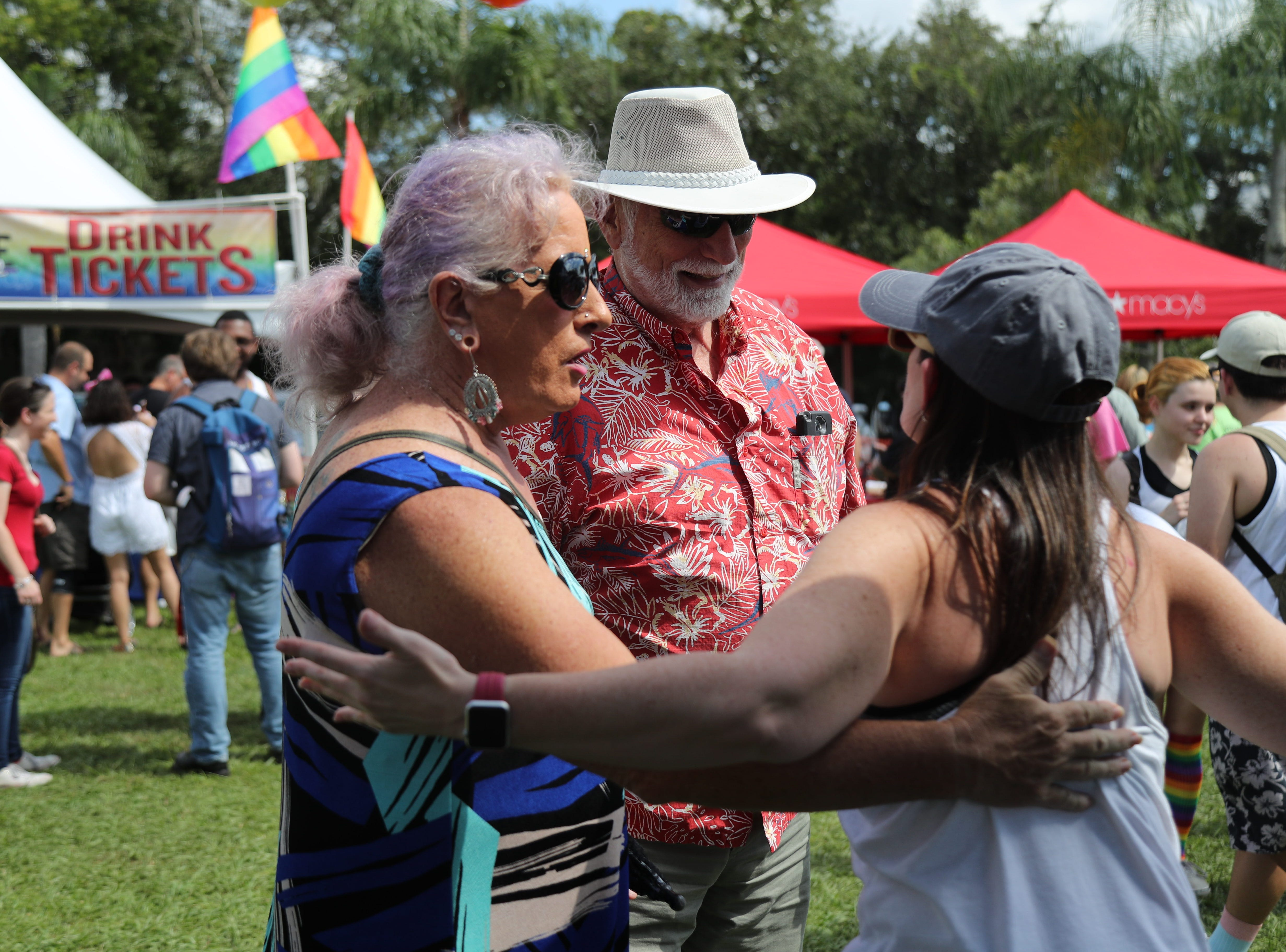 SWFL Pride 2018 was held Saturday, October 6, 2018, at the Alliance for the Arts in Fort Myers.