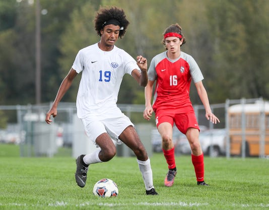Fishers Tigers Boys Soccer Versus Hamilton Southeaster Royals In Ihsaa Sectional Finals Saturday Oct 6 2018