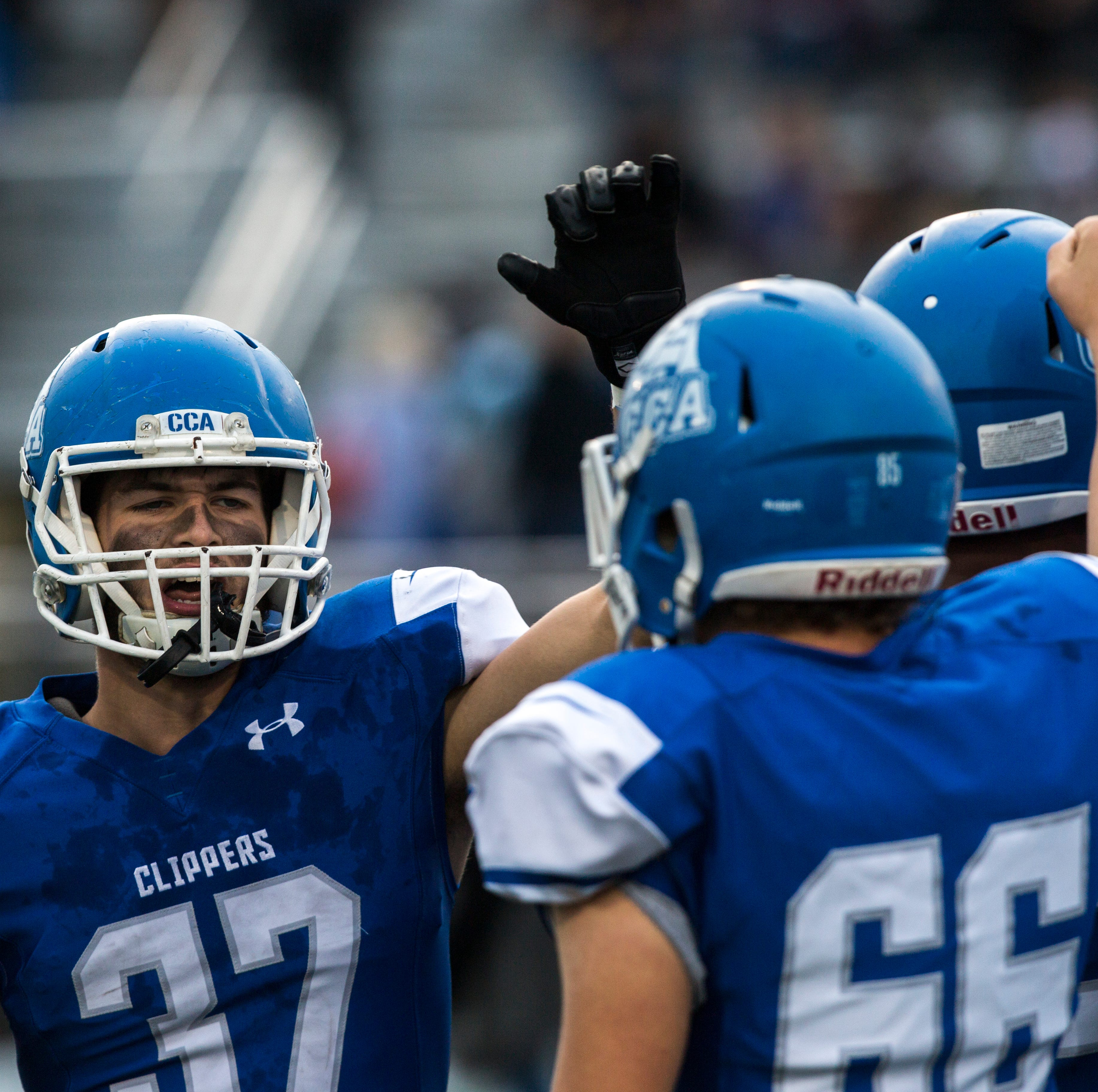 Iowa high school football: What we learned from CCA's rain-shortened win over Davenport Assumption