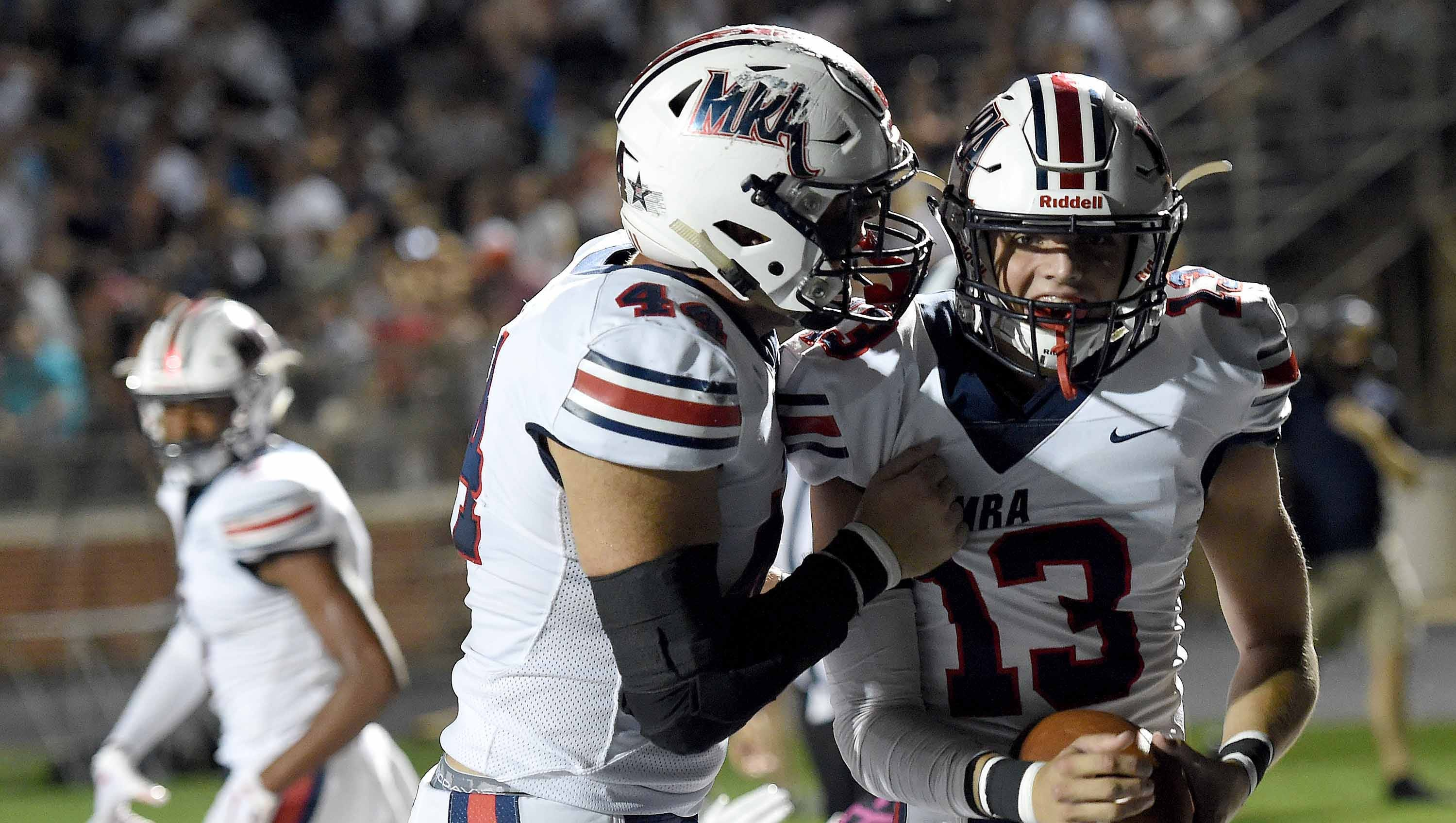 How a different mentality sparked Madison-Ridgeland Academy's undefeated season