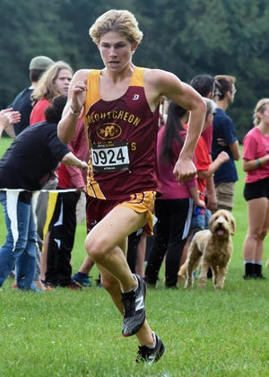 Josh Persin helped McCutcheon advance to the regional in both cross country and soccer last Saturday. This week, he'll do the same at the regional level.