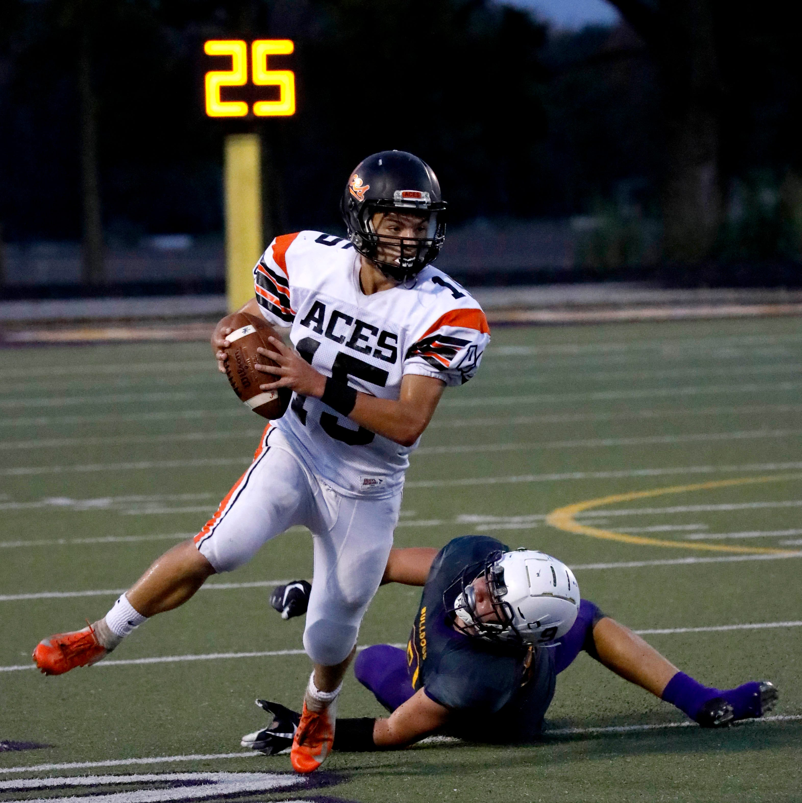 High School Football Notebook: Four teams tied for first in the MSL-Buckeye Division