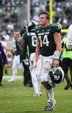 Michigan State Bowl Game Projections Shift Little Despite 3