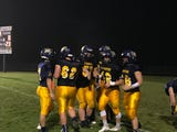 Highlights from the Pewamo-Westphalia vs. Dansville high school football game on Friday, Oct. 5, 2018.