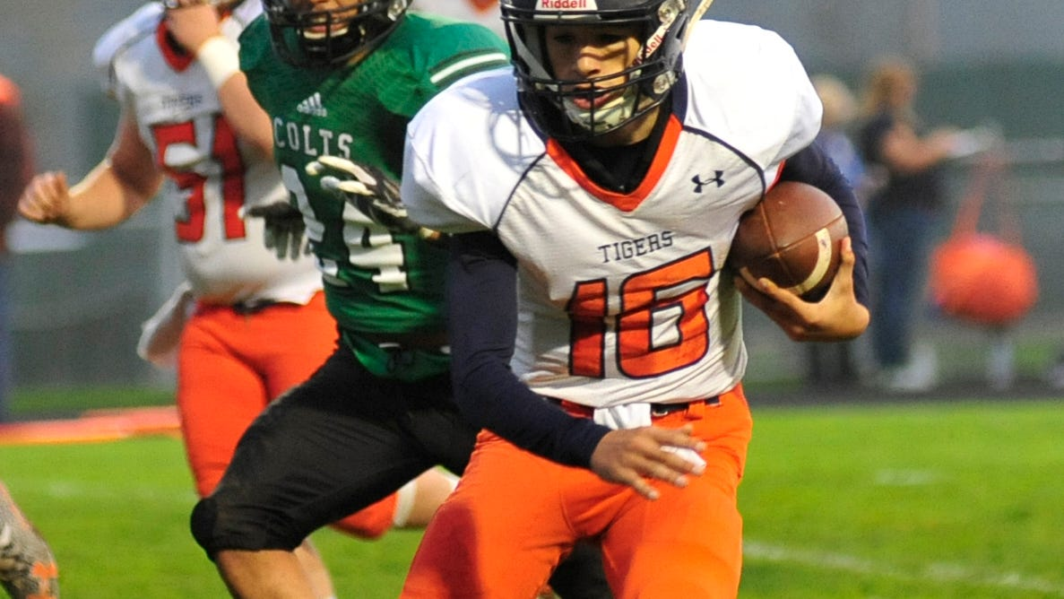High School Football Scoreboard: Middleton puts on a show for Galion