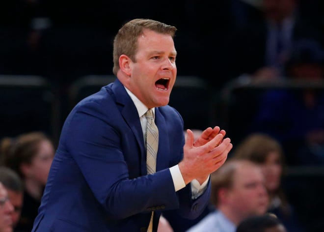 Marquette coach Steve Wojciechowski will have a lot of depth to work with this season.