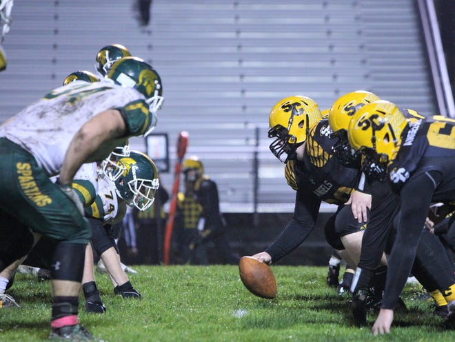 Martin Luther and Racine St. Catherine's face off to decide the Metro Conference Classic on October 5.