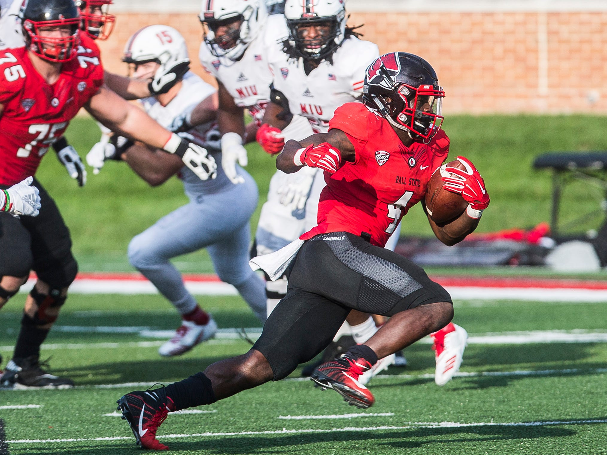 Ball State vs. Eastern Michigan football: How to watch, odds, depth chart
