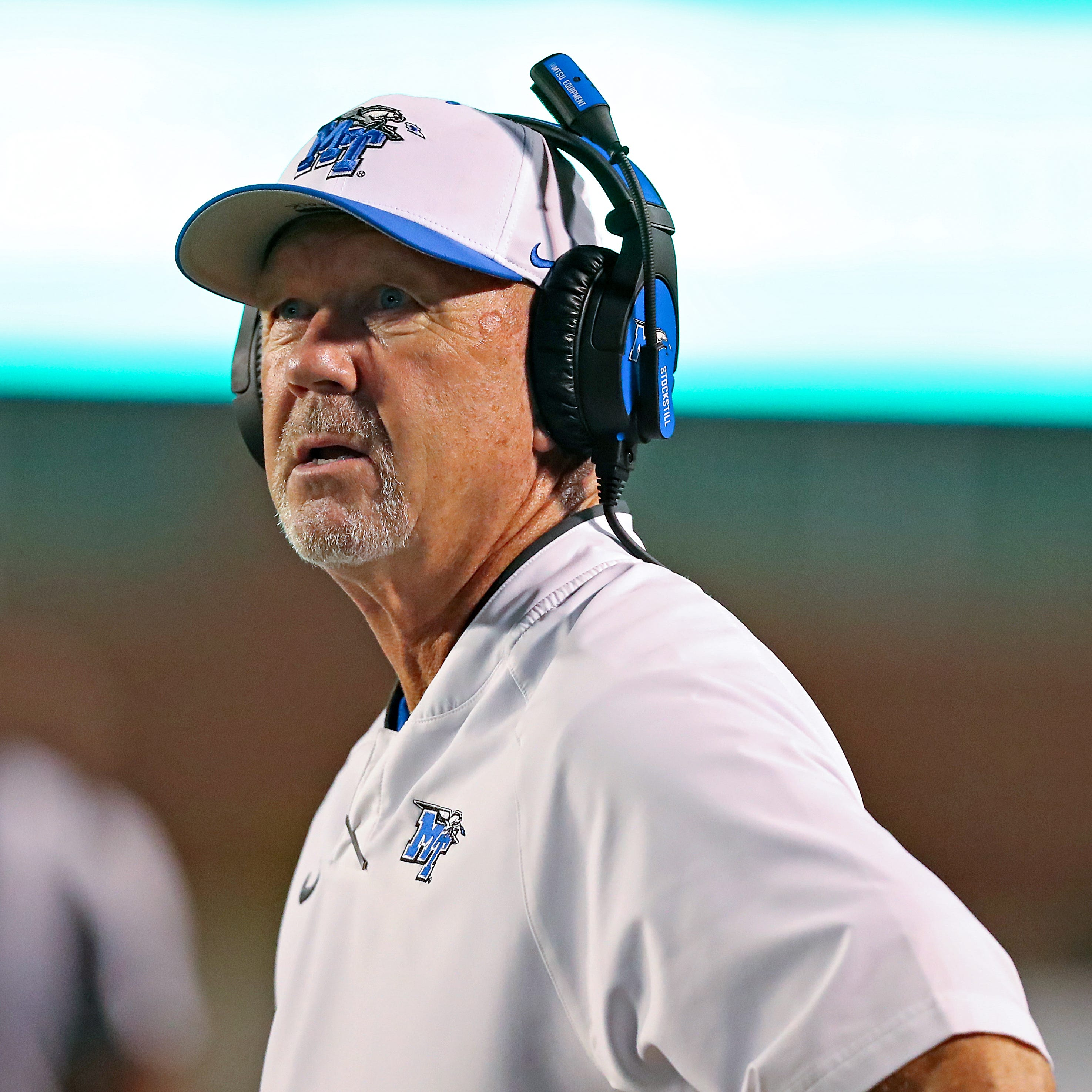 MTSU football says allegations of player physically abused 10 years ago are 'unfounded'