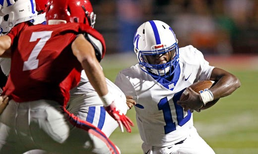 Top Tennessee High School Football Stories Ba Loses To Mccallie More