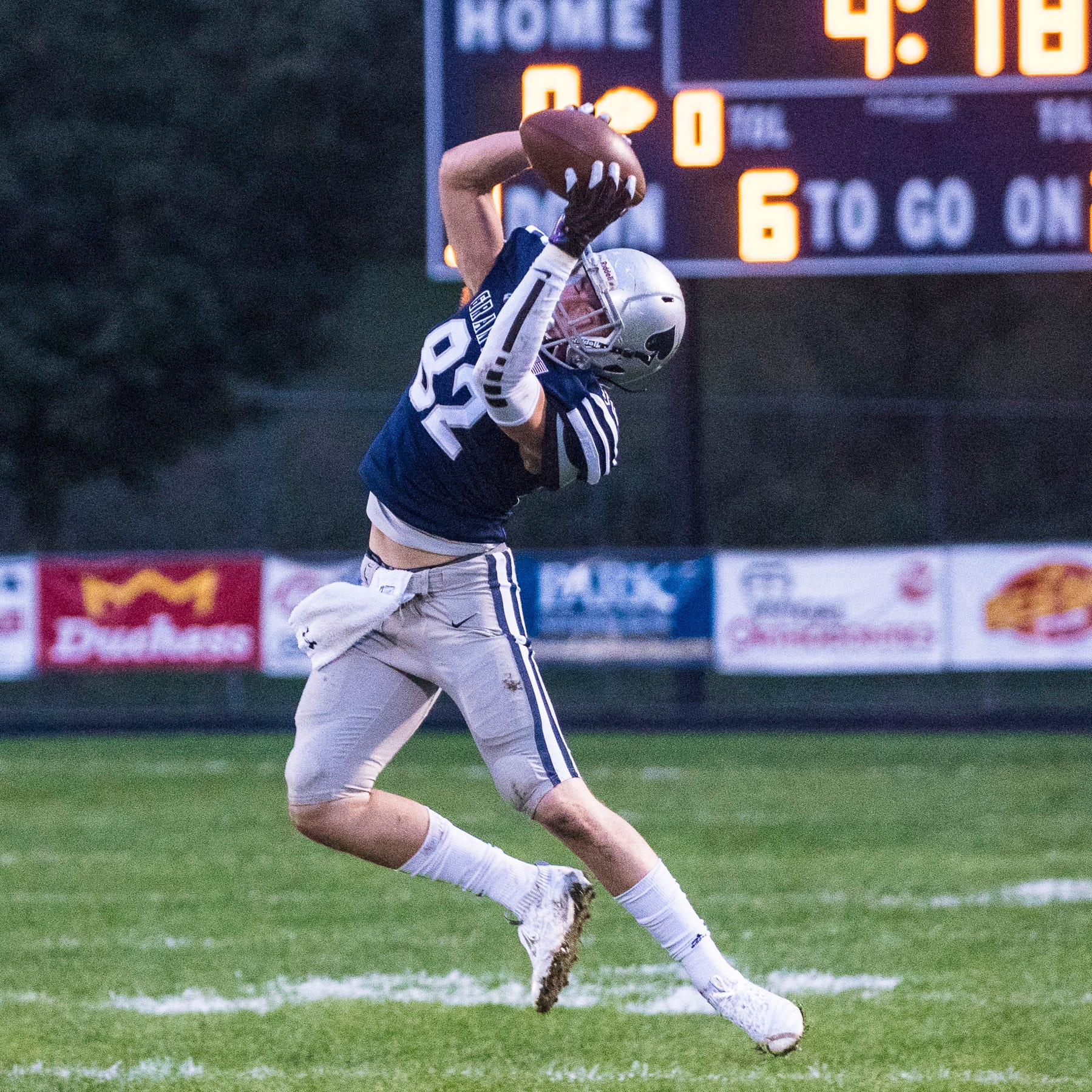Granville's Tackett adding to his toolbox