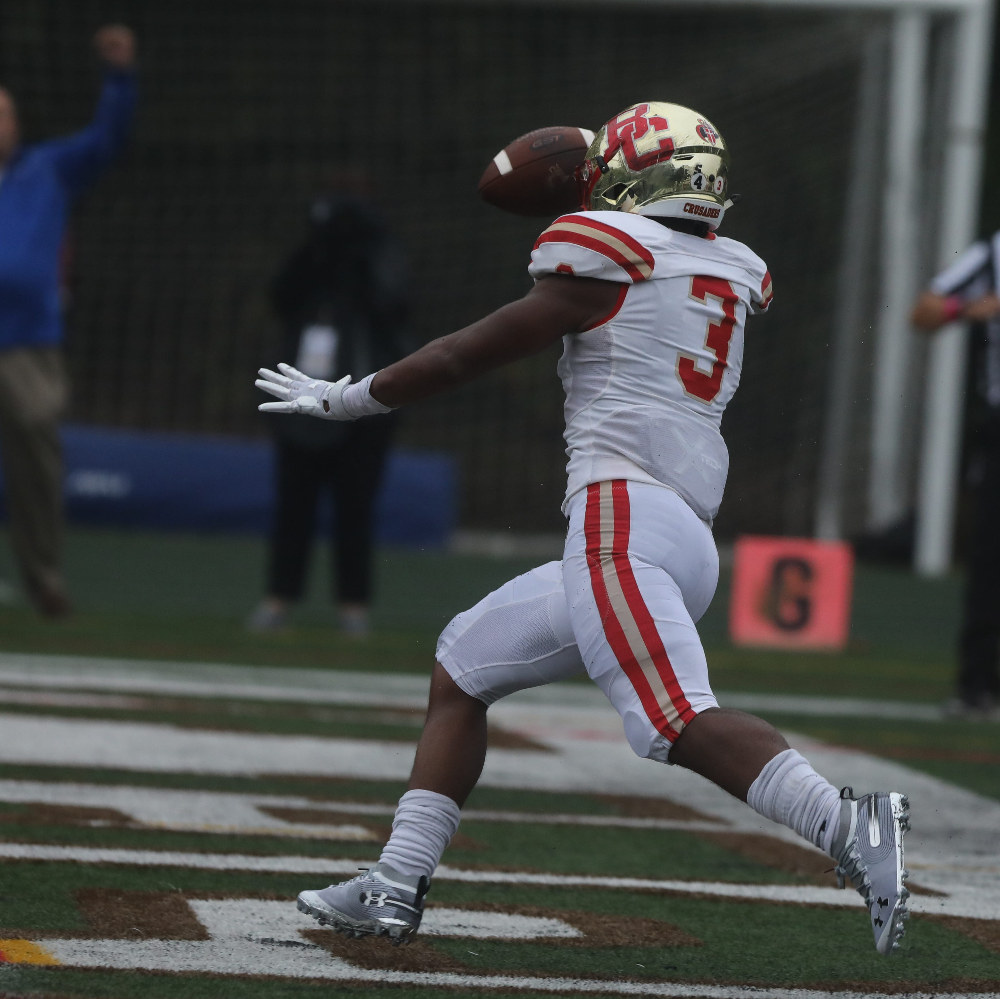 Bergen Catholic football avoids major upset against winless Pope John