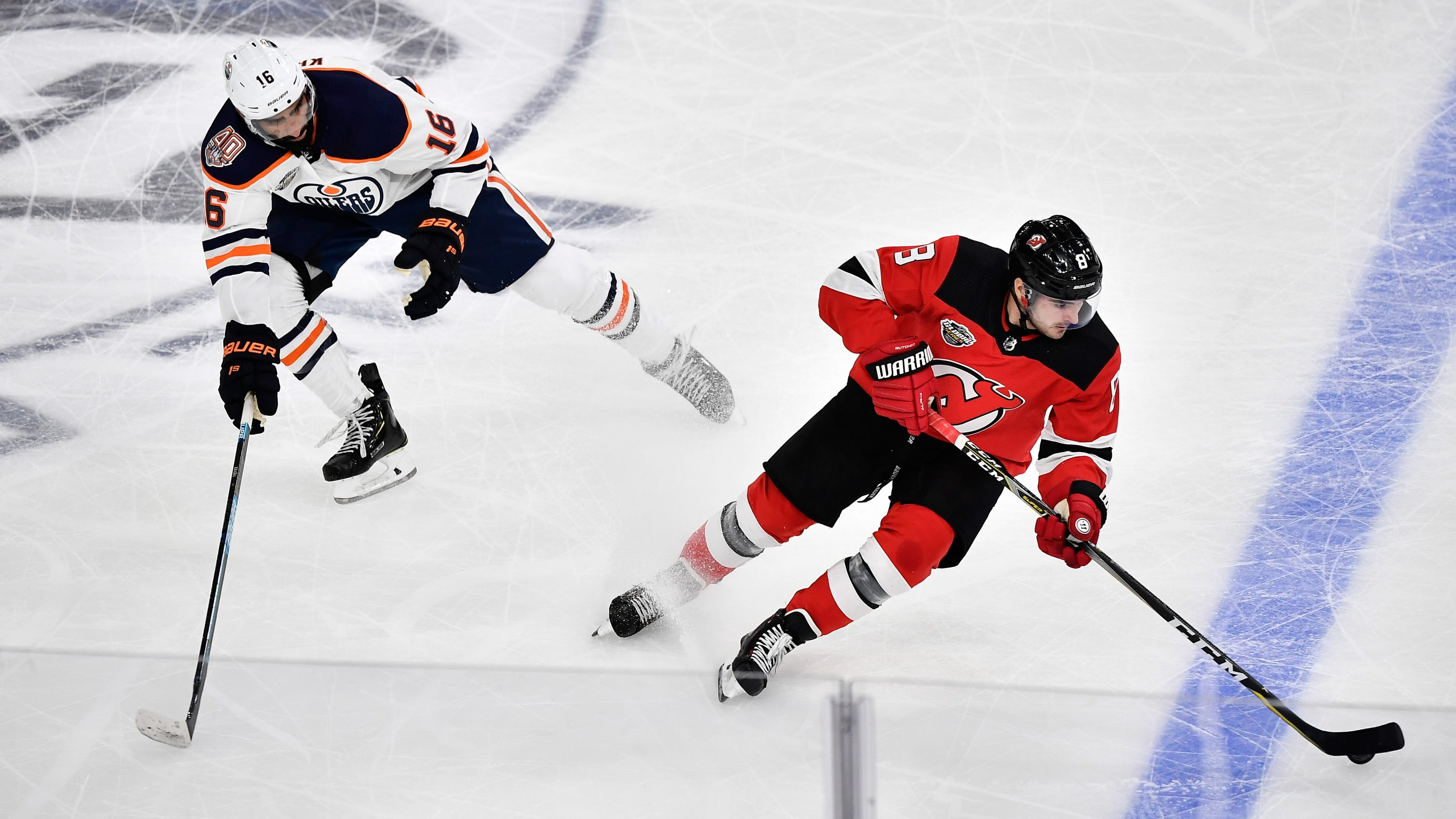 finest selection 2f311 0bb7f NJ Devils notes: Will Butcher's old coach, Cory Schneider ...