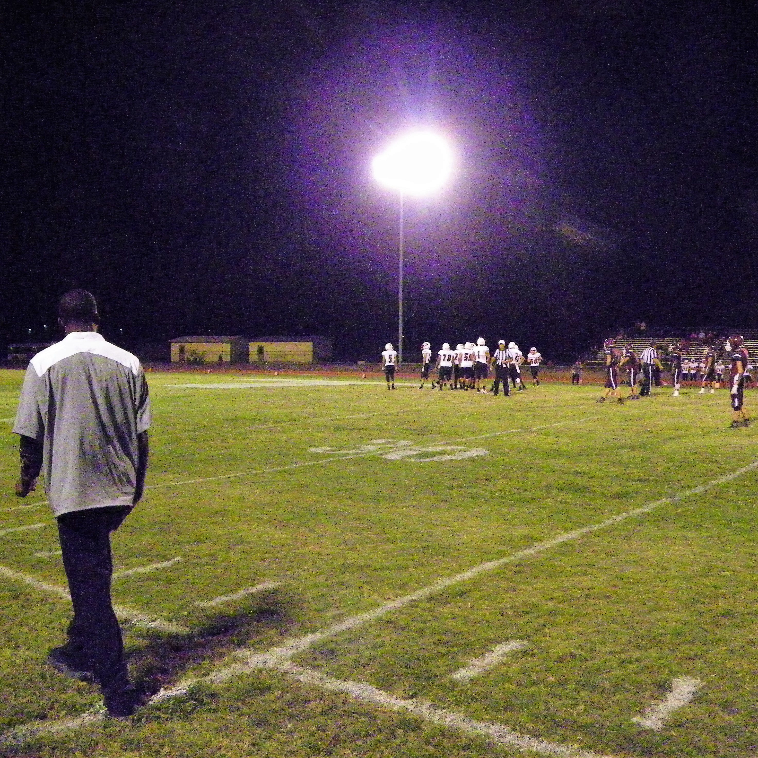 Wildcats fall to Hatch in Homecoming game