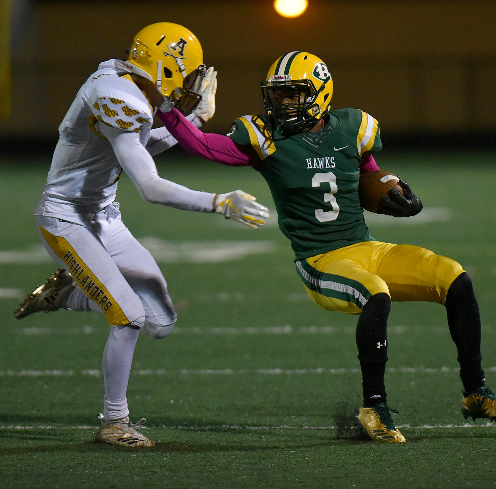 Bottom line? Harrison looking to win its final game to secure a playoff berth