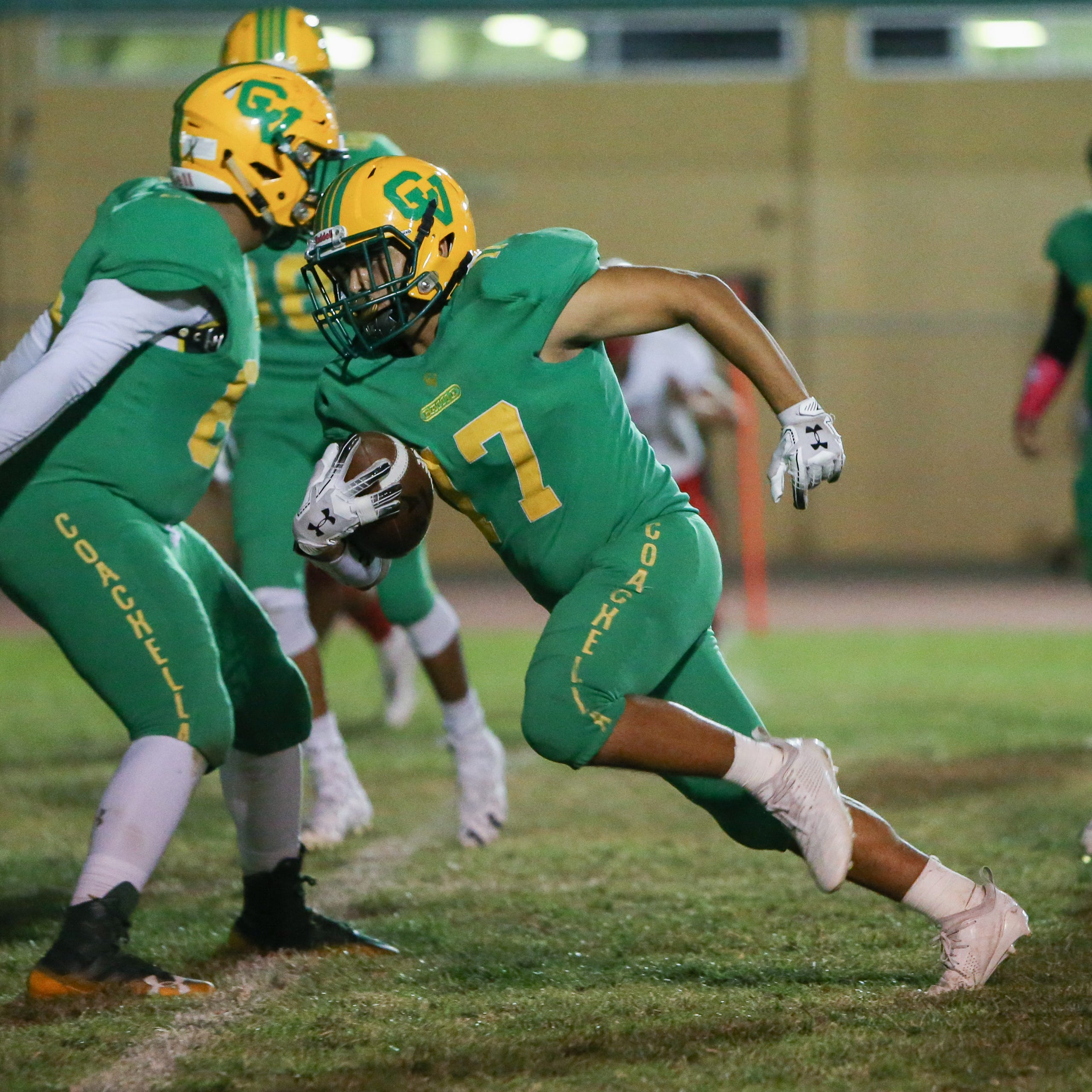 UPDATE: Coachella Valley homecoming football game will be played at home after all