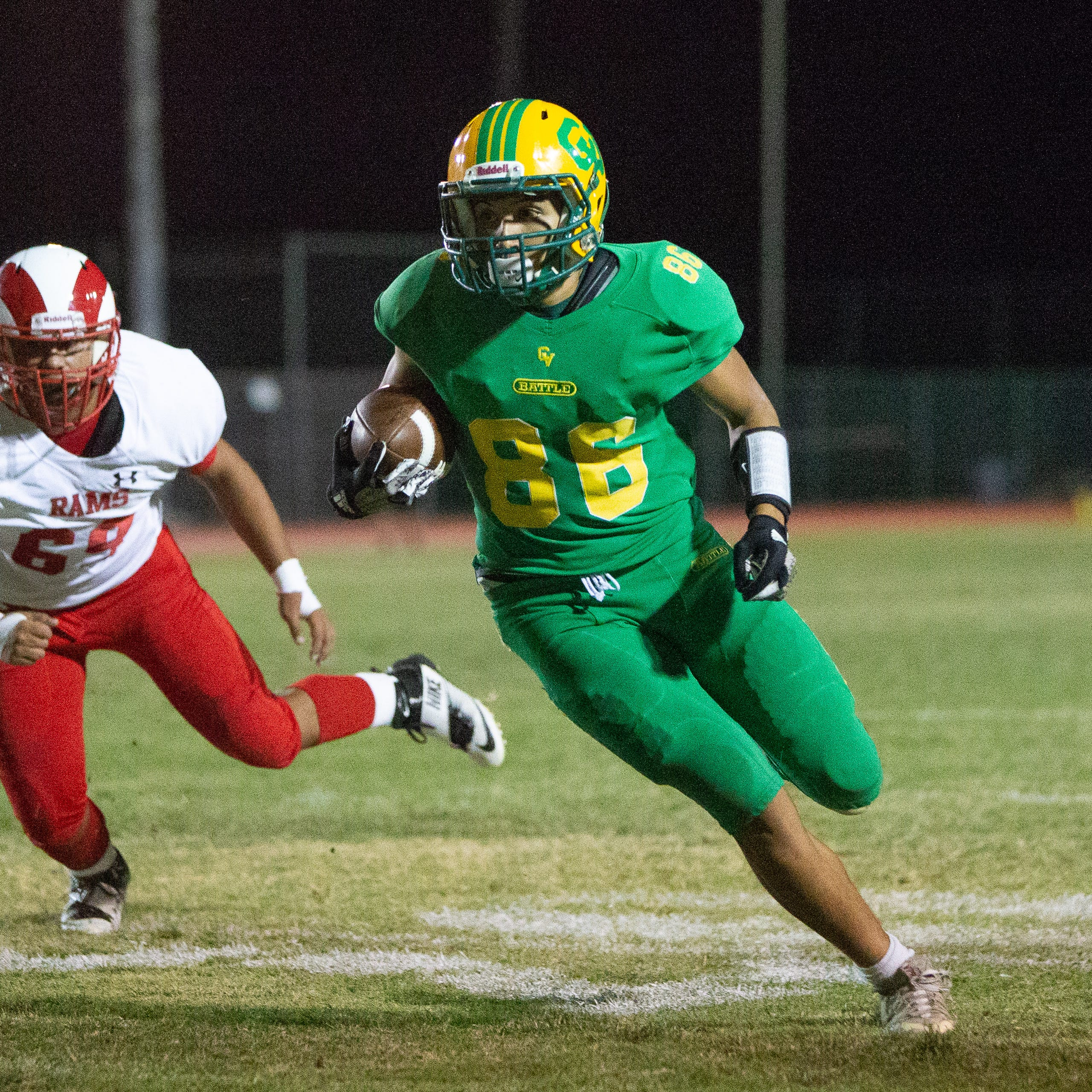 Friday's high school football scores: Palm Desert vs. La Quinta, CV vs. Indio