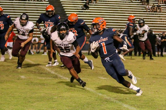 2018 1005 Navarre At Escambia Football 01