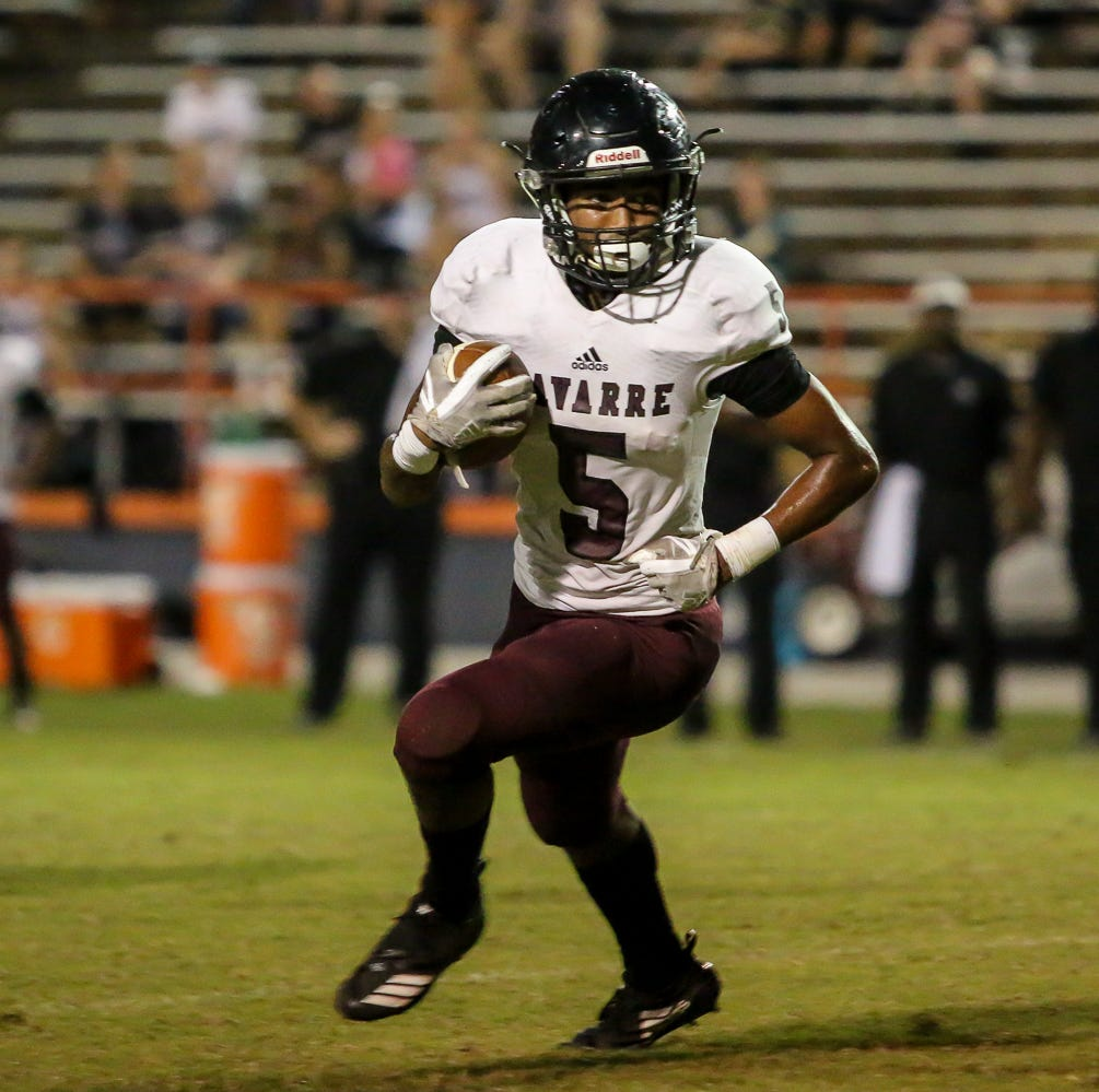VOTE: PNJ Football Players of the Week (Oct. 16)