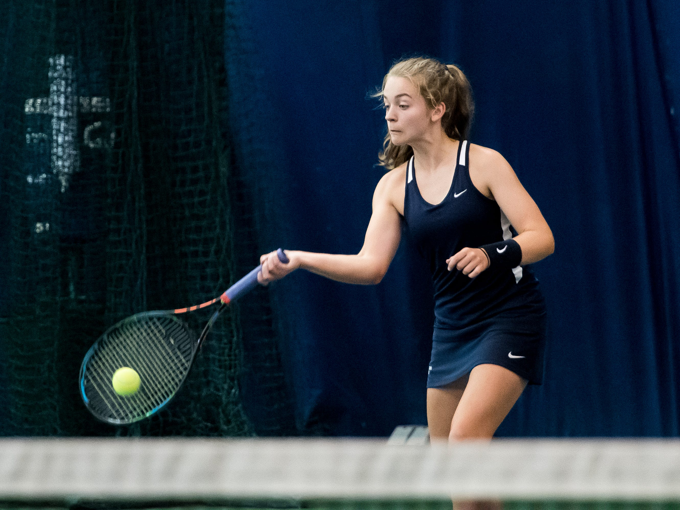 YAIAA doubles team advances in District 3 girls' tennis tournament