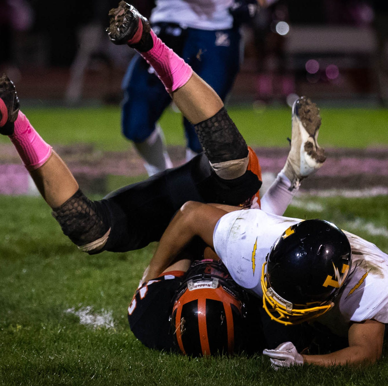 Littlestown, Delone Catholic triumph in Hanover-Adams Week 7 football