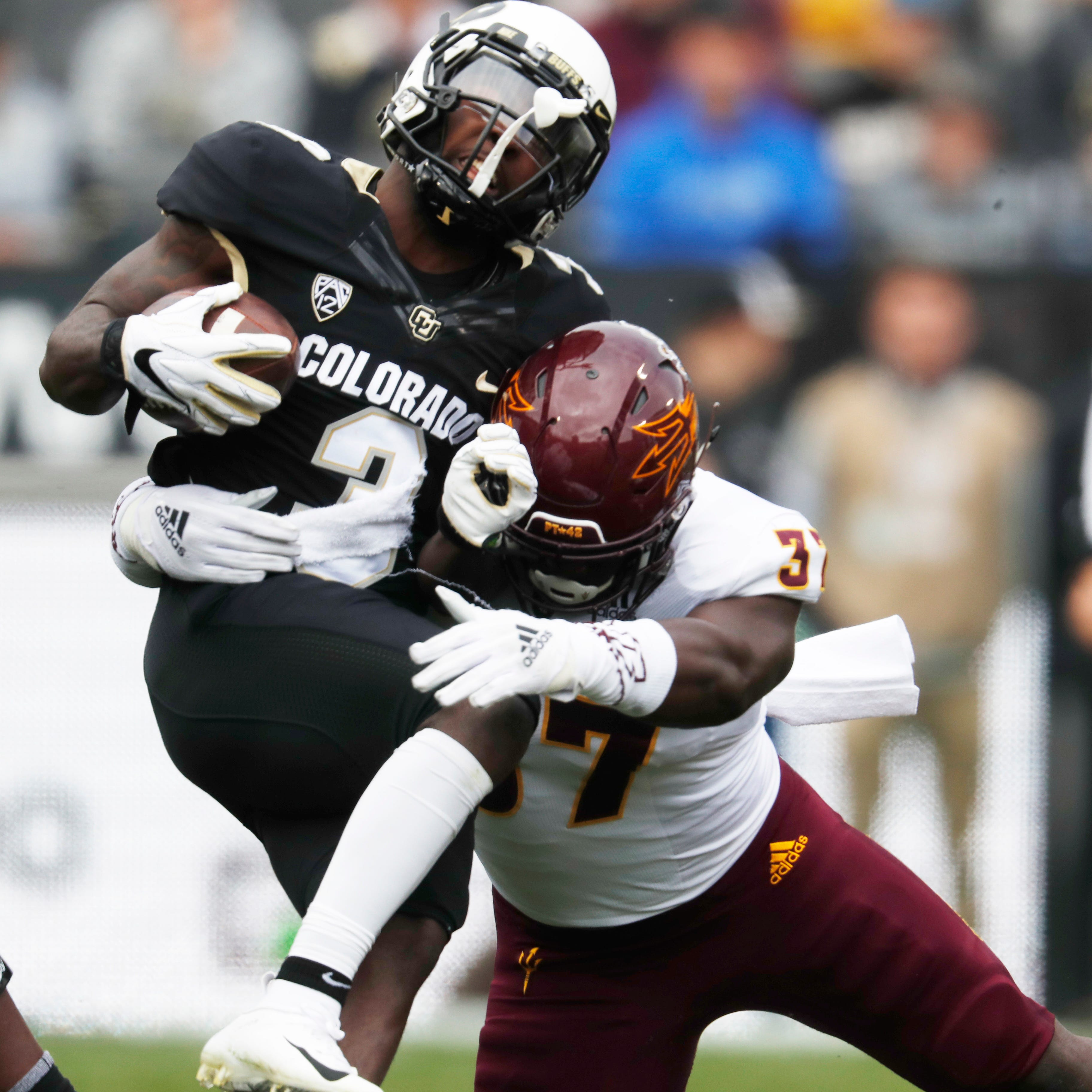 Merlin Robertson, Darien Butler head up and coming ASU defensive unit