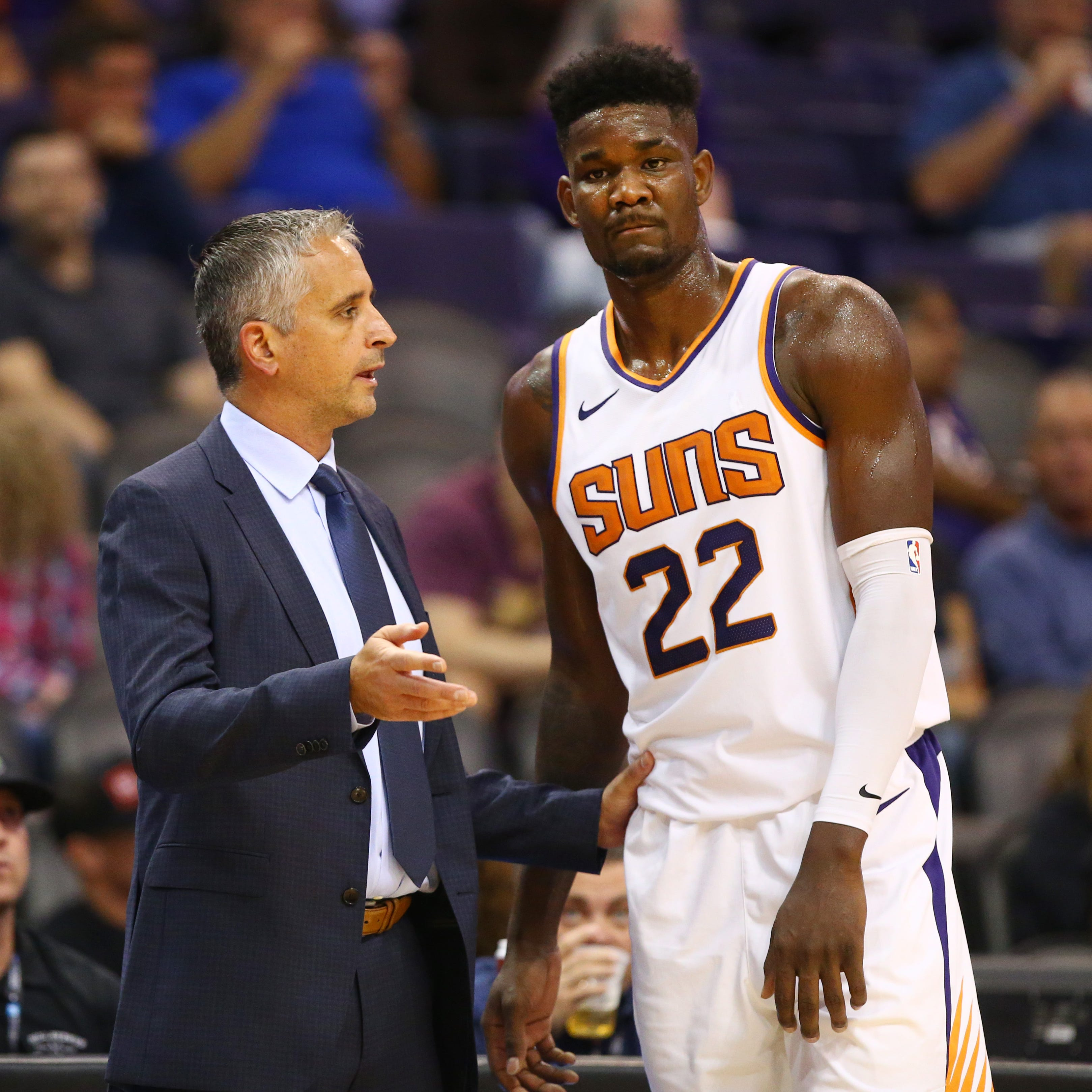 Deandre Ayton and the Phoenix Suns have huge offseasons ahead of them