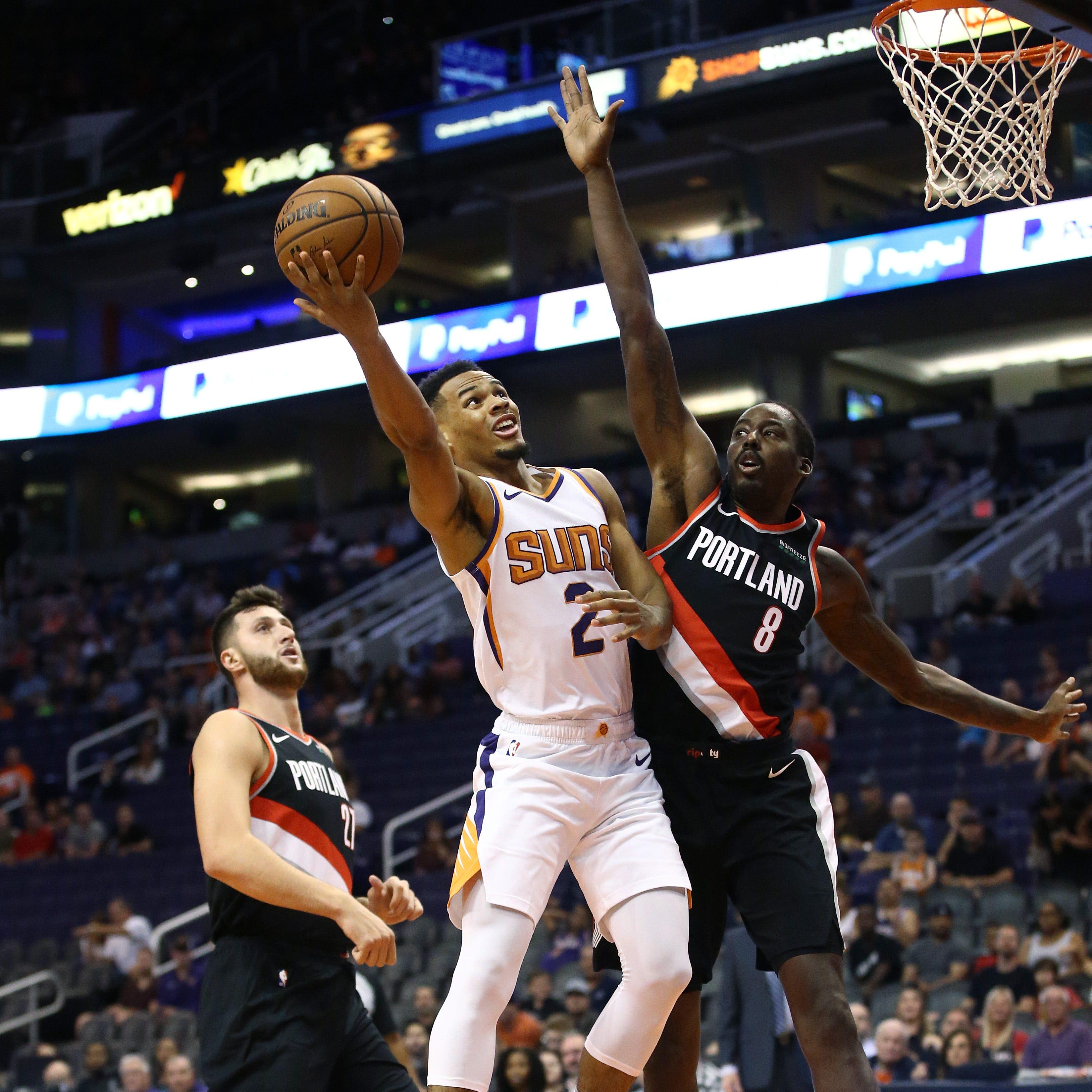 Interim GM James Jones includes Elie Okobo as part of Phoenix Suns' future success