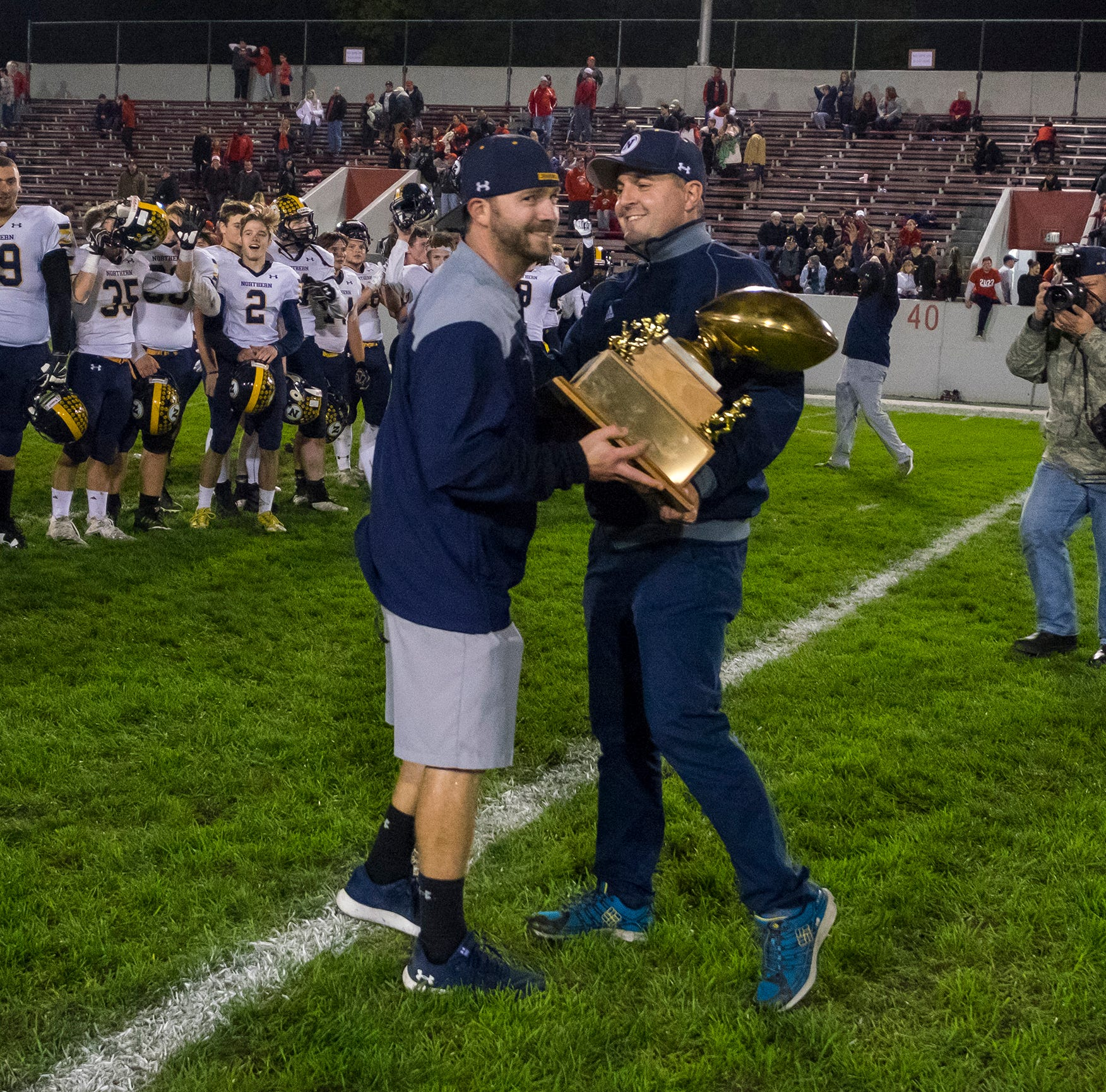 Hayes: Port Huron Northern coach Larry Roelens tops list of area football coaches
