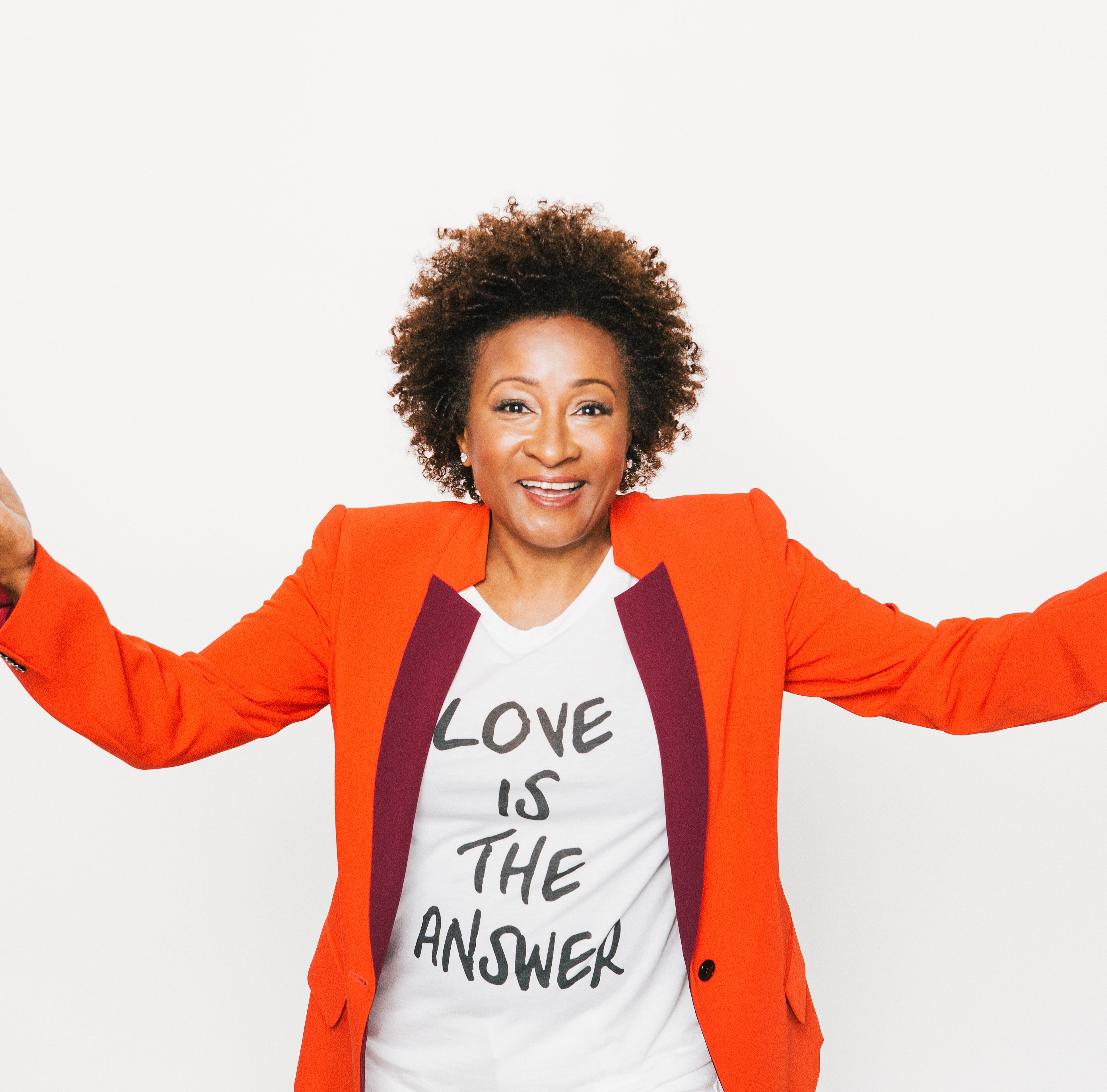 Wanda Sykes at UPAC: YouTube videos crack her up, jigsaw puzzles inspire her