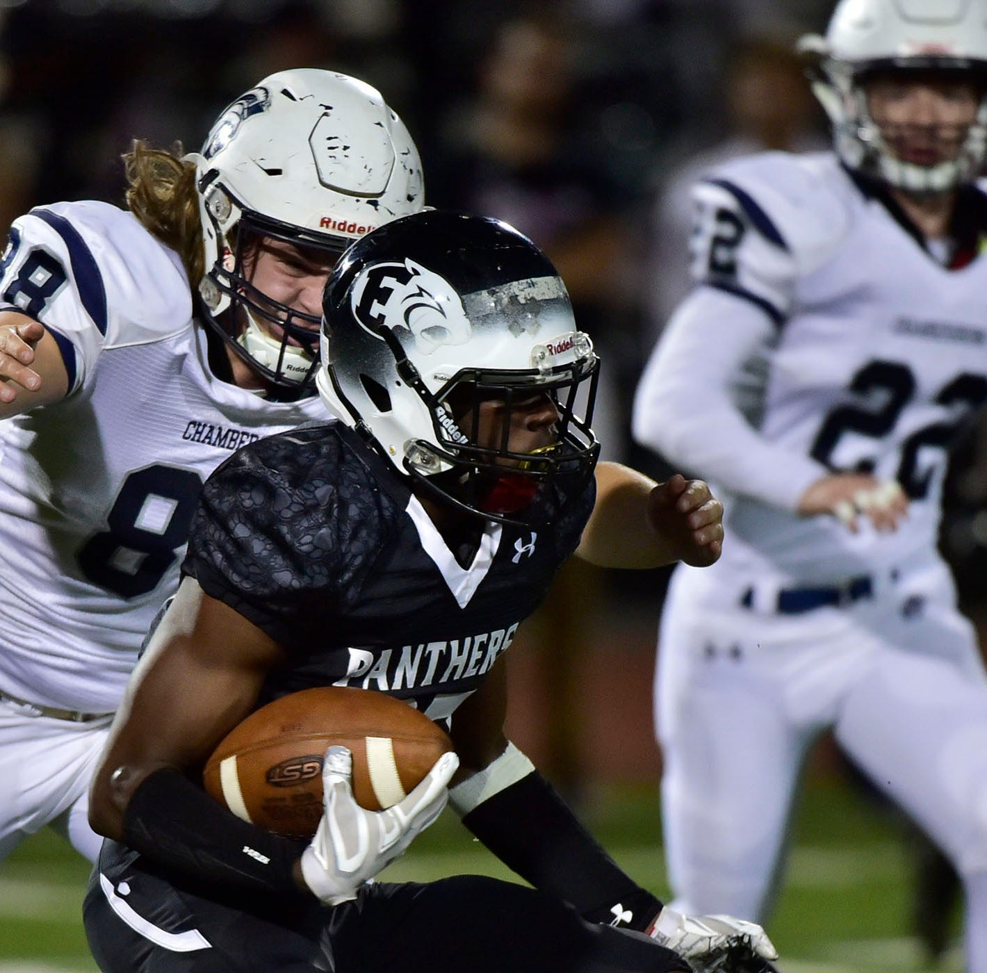 Franklin County football power rankings: Trojans, Greyhounds make playoff pushes