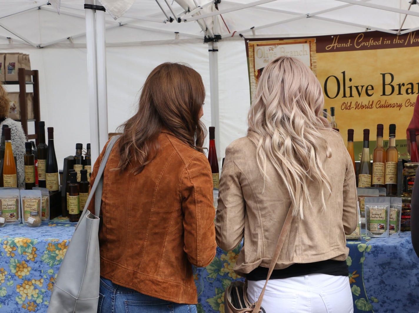 The Eldorado Great Italian Festival in downtown Reno on Oct. 6, 2018.