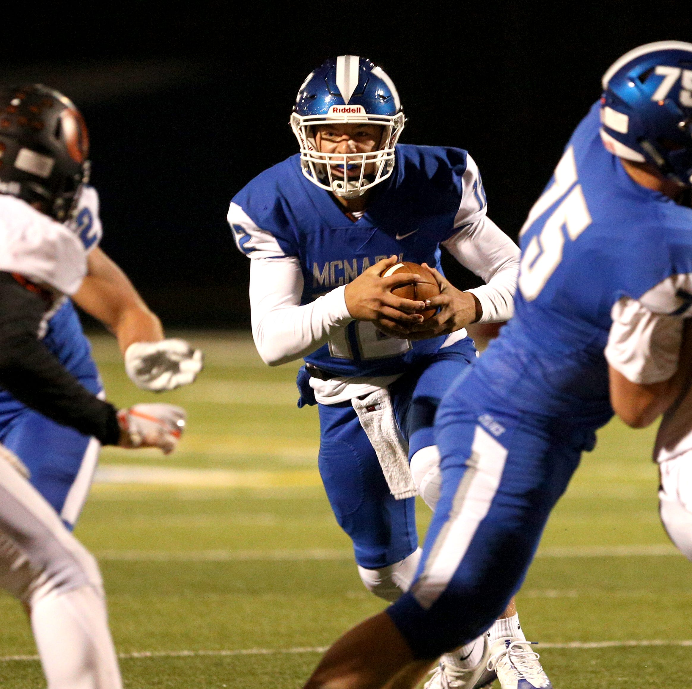 McNary football turns season around in time for showdown with West Salem
