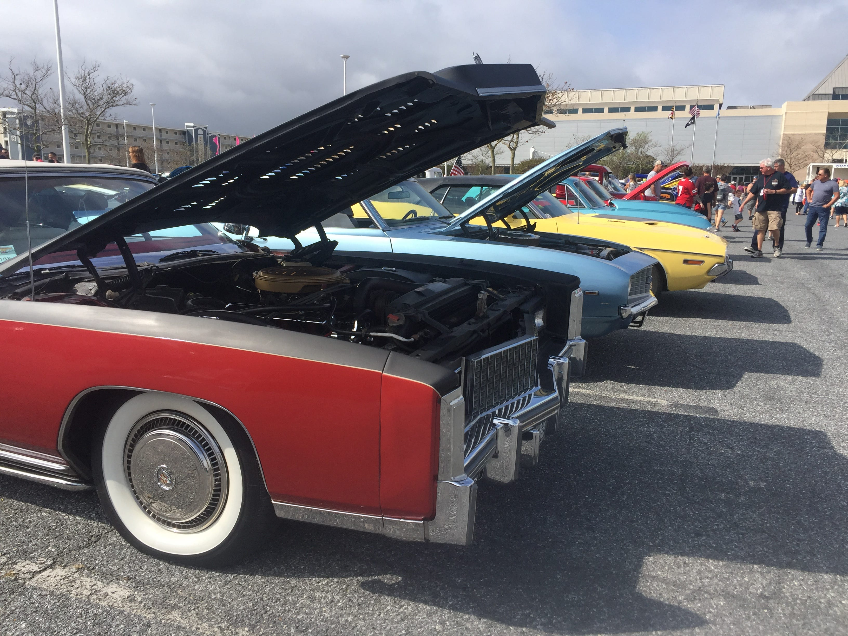 Unlike last weekend when the official H2O International event took over Ocean City, the Endless Summer Cruisin' car show is a town sanctioned event.
