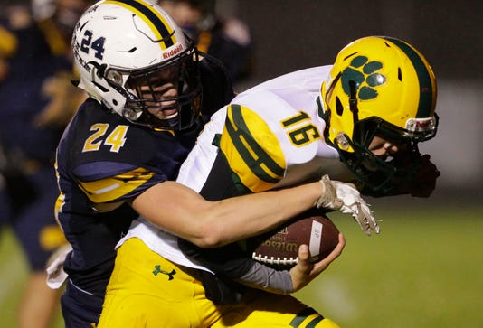 100518 Ashwaubenon At Sheboygan North Football Gck 11