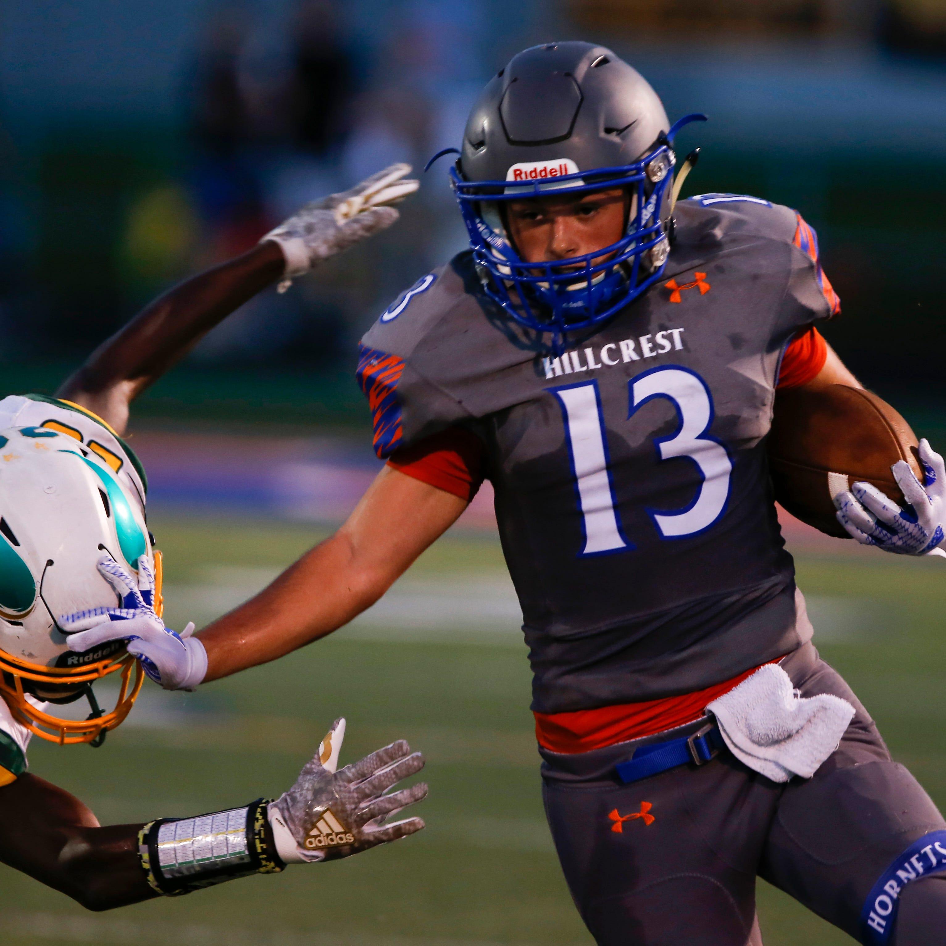 Week 8: Ozarks high school football schedule