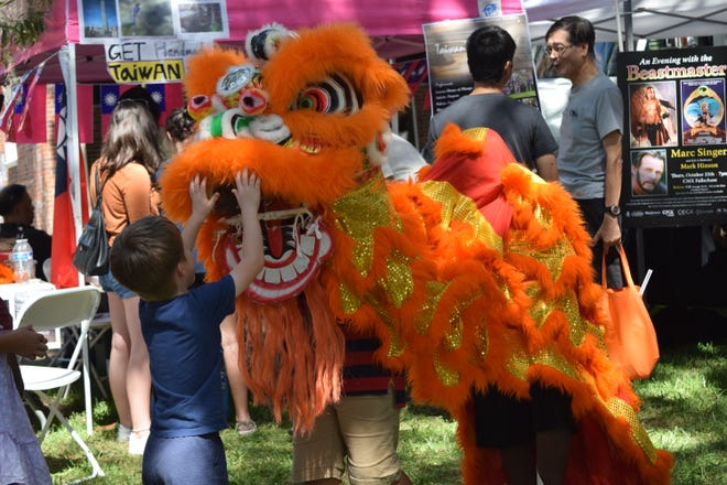 Experience Asia 2018 drew thousands to downtown Tallahassee.