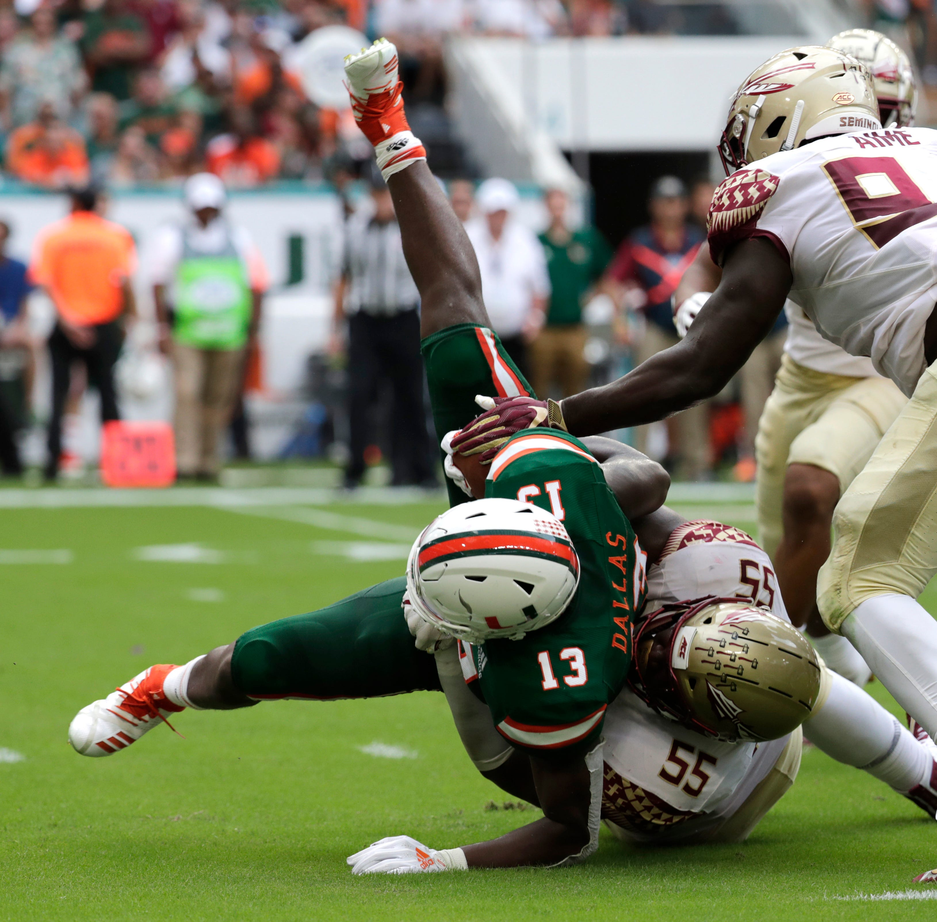 Halfway point: Grading FSU football through six games