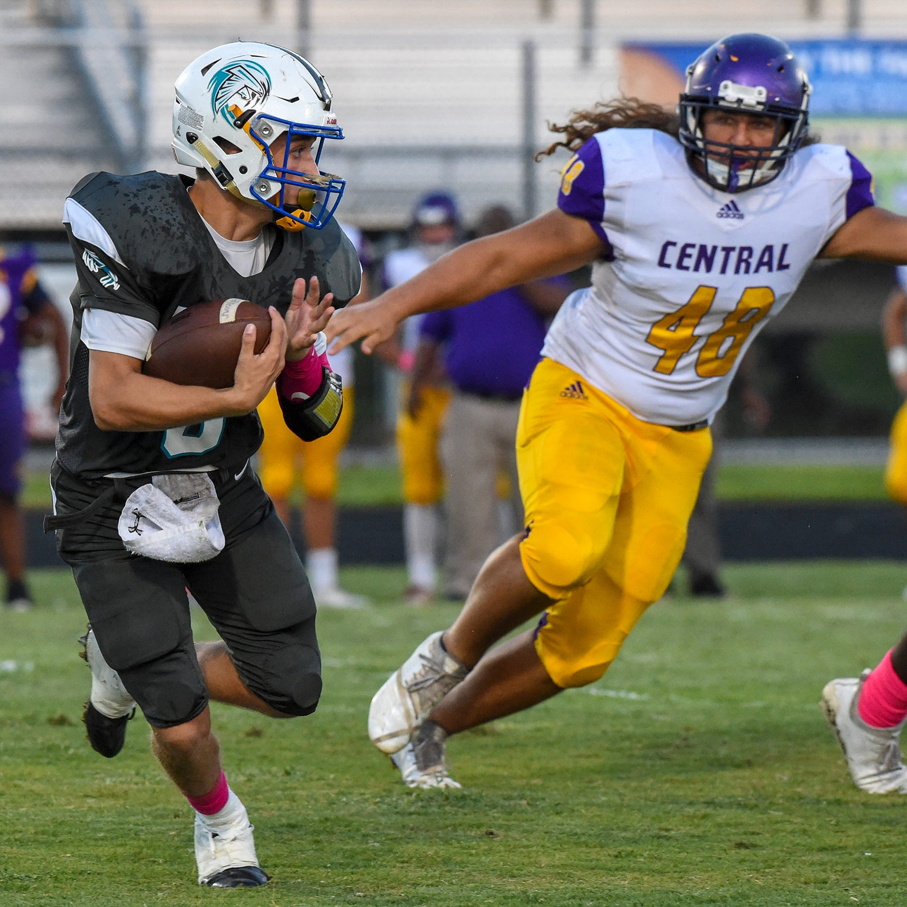Week 8 Playbook: District titles on the line for Fort Pierce Westwood, Martin County and more