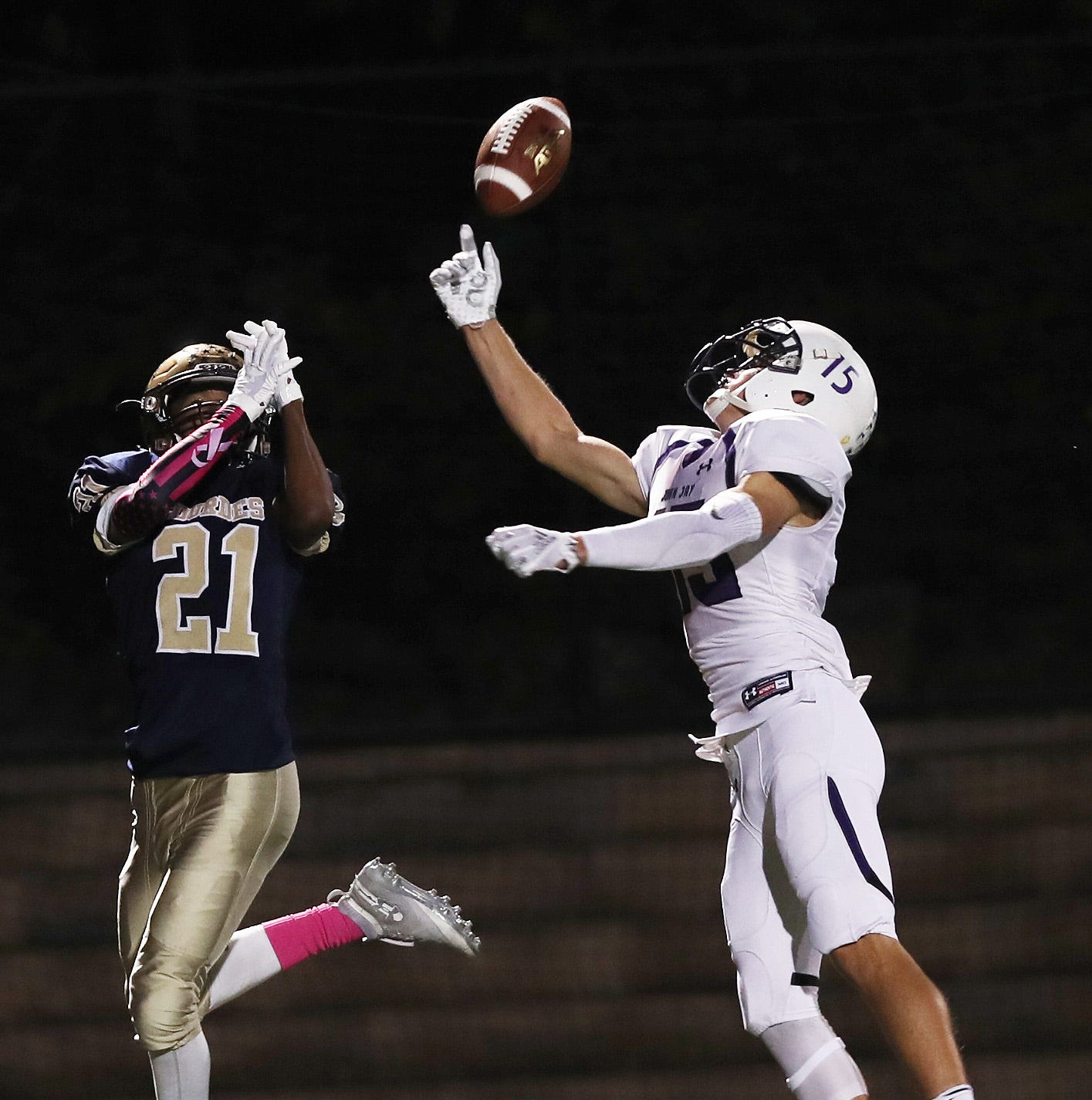 Football rankings: John Jay-Cross River surges after toppling Lourdes