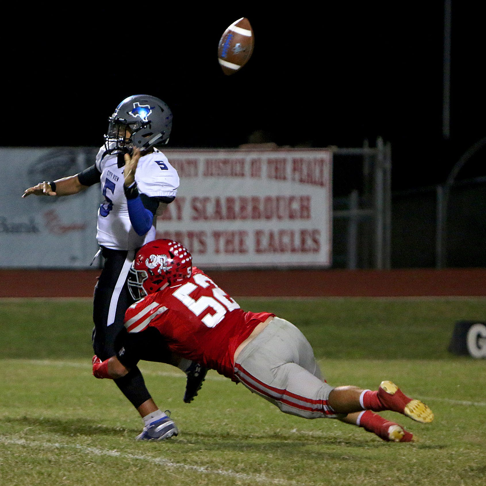Holliday's Turner, Jacksboro's Rater lead 3A AP all-state honors