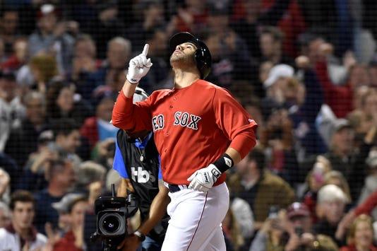 Mlb Alds New York Yankees At Boston Red Sox