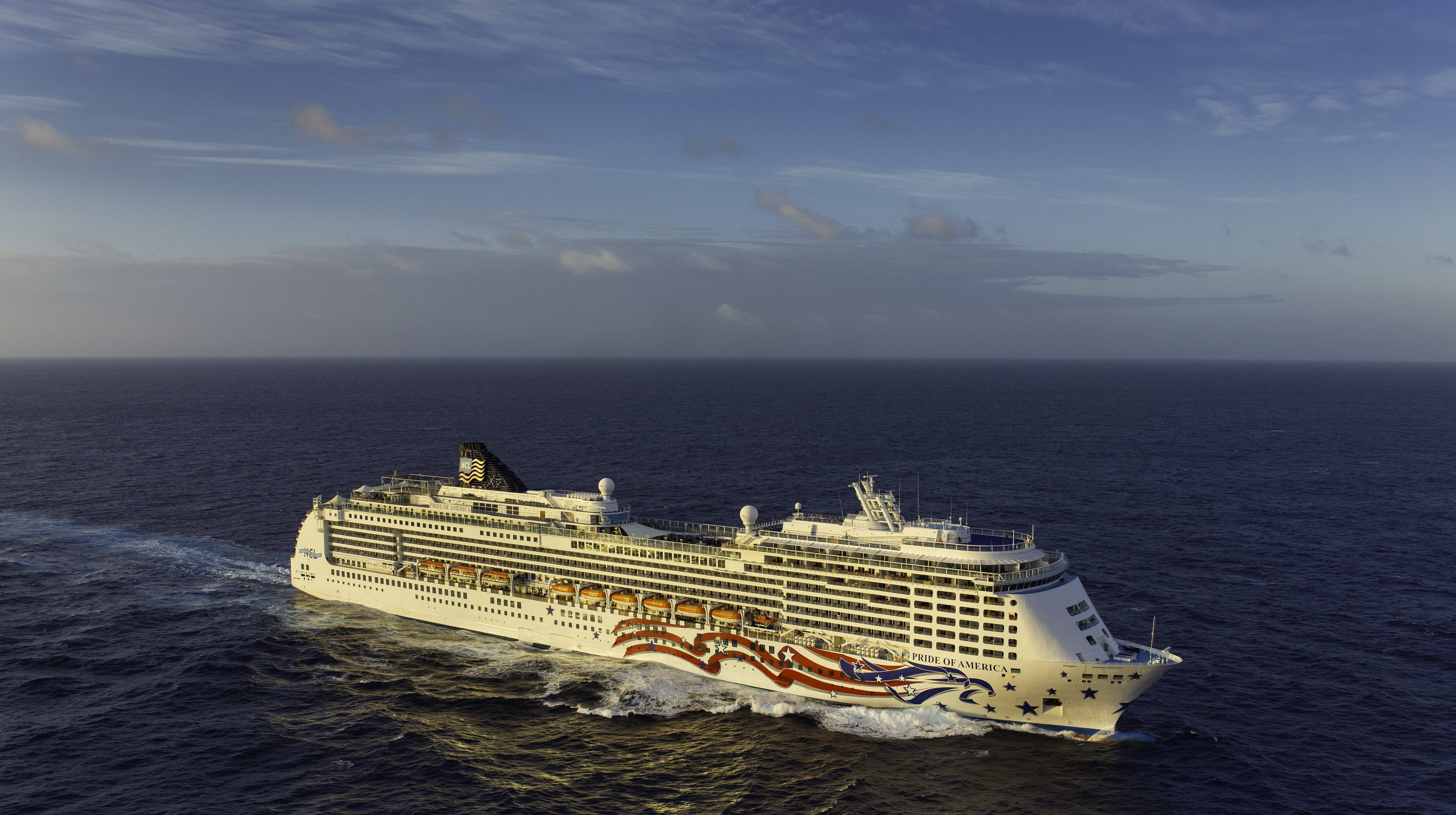 Peek inside Norwegian Cruise Line's Pride of America, icon of Hawaii cruising