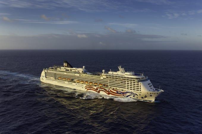 hawaii cruise icon inside norwegian cruise line 39 s pride. Black Bedroom Furniture Sets. Home Design Ideas